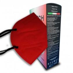 FFP2 NR Protech Rossa CE 2233 - confezione 10 pz