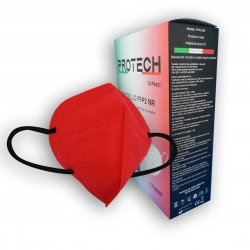 FFP2 NR Protech Rossa CE...