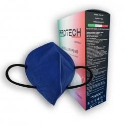 FFP2 NR Protech Blu CE 2233...
