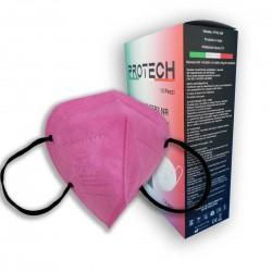 FFP2 NR Protech Rosa CE...
